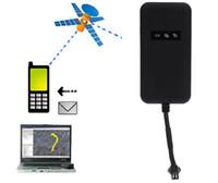 moto quad al por mayor-Mini Gps Tracker GT02A GT02 GT02D Coche en tiempo real Moto GSM GPRS Rastreador GPS Banda cuádruple localizador de dispositivos Localizador de Gps Car Rastreador