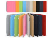 Wholesale Slim Magnetic Ipad Cases - Slim Magnetic Smart Cover Case With Sleep Wake Up For ipad 2 3 4  5 6 air2 ipad mini 2 4 pu leather