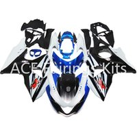 Wholesale Motorcycle Cowling For Suzuki - Injection Fairings For Suzuki GSXR1000 GSX-R1000 09 10 11 12 13 14 K9 ABS Plastic Motorcycle Full Fairing Kit Bodywork Cowling Black Blue