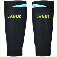 Wholesale Foot Guard - Wholesale- 1pair Men's Professional Soccer Shin Pads Holder Instep Foot Socks Guard Football Shin Pads Stays Shin Guards Lock Sleeves Top