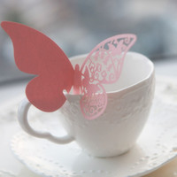 papillon coupe des gâteaux achat en gros de-Papillon Coupe Gâteau Choix De Mariage Décoration De Gâteau Topper Fournitures De Fête De Mariage Cake Accessoire Coupe Décorations