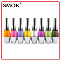 Wholesale Tumbler Clearomizer - Wholesale- 100% Original Smok Tumbler tank 3.5ml Tumbler atomizer pyrex glass changeable bottom coil Tank vase clearomizer