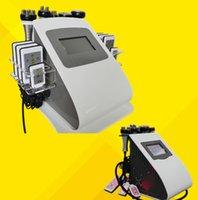 Wholesale Vacuum Liposuction Tripolar - cavitation machine price tripolar rf machine Slim Machine CE Ultrasonic liposuction rf vacuum slimming beauty price