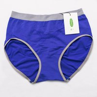 Briefs sports knickers - Guiyi Piece Pair Butterfly Women s Sports panties Femme Slim Elastic Seamless Sexy Briefs women underpants women knickers ladies underwears
