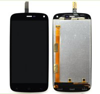 Wholesale Digitizer Flying - Wholesale-LCD Display+Digitizer Touch Screen Assembly Replacement for Gionee ELIFE E3 & FLY IQ4410 Free tools replacement