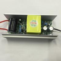 Wholesale Led Driver 36v - Wholesale- High PF 3000mA 100W DC 30V - 36V Current Dimmable Isolated Constat Current LED Driver for 100w led chip diy AC 110V 220V