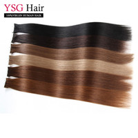 Wholesale Hair Extension Tape Wholesale Price - Wholesale factory price Pu skin weft tape in hair extensions 2g pcs 20pcs pack brazilian straight remy human hair
