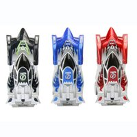 Wholesale race car wall online - New RC Car CH Wall Climber Zero Gravity Racing Remote Control Lucky Boy Ultra Cool Auto Stable Stunt Car