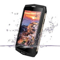 Wholesale Videos Diamonds - Qi Wireless Charging Smartphone Diamond X16 IP68 Rugtel Waterproof Rugged Phone 4.5 Inch EU USA 4G LTE B3 B4 B1 NFC GPS Tank X10