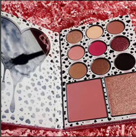 Wholesale Eyeshadow Blush Set - Newest Kylie Jenner The birthday Collection I WANT IT ALL Eyeshadow&Bronzer&Blush pallete 9colors eyeshadow Makeup Set DHL shipping