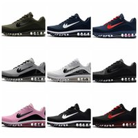 Wholesale Cushion Famous - 2017 Newest Famous Airs Cushion 2017.8 KPU Mens 2017.5 Athletic Sports Running Shoes for Men Women Sneakers