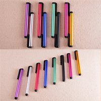 Wholesale touch screen pen mobile online – Stylus Pen Touch Screen Highly sensitive Pen For ipad Phone iPhone Samsung Tablet Mobile Phone