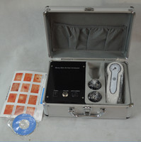 Wholesale Monitor Instrument - skin analyzer face steamer analyzer Hair detector VISIA Skin detective instrument ( PC monitor) Skin Diagnosis System