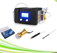 ingrosso dermabrasione micro cristallo-dermabrasion micro cristallo di alta qualità pulizia della pelle micro macchina dermabrasion di serraggio