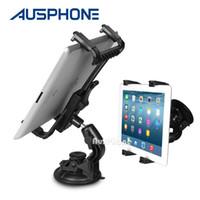 ipad mini автомобильные крепления оптовых-Автомобильный держатель на лобовое стекло для iPad Mini Samsung Galaxy Tablet 7-10