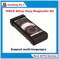 Wholesale Vehicle Diagnostic Kit - Original IVECO ELTRAC EASY Diagnostic Kit for Trucks and Heavy Vehicles Without Software