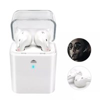 TWS Wireless Bluetooth Earbuds para Apple iPhone 7 plus Auriculares dobles gemelos airpods Auriculares para Android IPHONE Auriculares universales