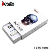 Wholesale Used E Cigarette - Yesgo Poptank Kit II E-cigarette Kits Durable To Use From Yesgo Factory Wholesale Wax Vape Pen Price Mod Box