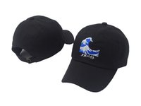 Wholesale cap NOSTALGIA Wave Hat with Hip Hop Fashion caps straback and snapback hats