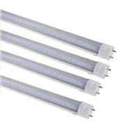 9w t8 führte röhrenbirne großhandel-LED-Röhren G13 T8 LED 2 ft 3 ft 4 ft 5 ft 6 ft LED Shop Licht 9W 14W 18W 28W 32W Röhren Bulb SMD2835 AC85-265V