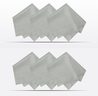 Wholesale Microfiber Camera Lens Cleaning Cloth - 40x40cm Large Size Lens Clothes Eyewear Accessories Cleaning Cloth Microfiber Sunglasses Eyeglasses Camera Screen Glasses Duster Wipes