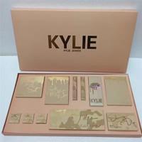 Wholesale Color Bug Set - New Kylie Vacation Edition Bundle Makeup set take me on vacation,Send me more Nude,Shinny Dip,Ultra glow,the wet set,June bug,Gloss DHL