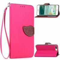 Wholesale Iphone 5c Folio - Hot Mercury Wallet leather PU TPU Hybrid Soft Case Folio Flip Cover for SamSung S8 iPhone 5 5s SE 5c 6 6s 7 Plus in Stock