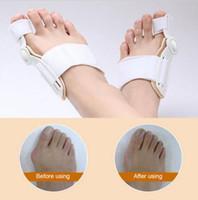Wholesale Orthopedic Devices - Bunion Device Hallux Valgus Pro Orthopedic Brace Toe Correction Feet Care Corrector Thumb Goodnight Daily Big Bone Orthotic CCA6571 300pcs