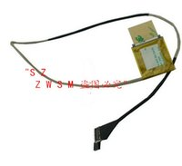 Atacado Genuine Novo Laptop LCD / LVDS Áudio / Vídeo CABLE Para Asus G74 G74SX LVDS 3D Notebook 14G140348020 1422-0103000 LCD Monitor Cabo