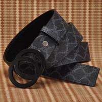 Wholesale Wide Women S Belts - Hot Sale New Designer Famous Luxury Belts Men Women Belts Male Waist Strap Genuine Leather Alloy Buckle Belt For Gift