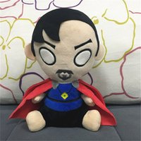 Wholesale Superheroes Plush Toys - 8 Inch Avengers Doctor Strange Plush dolls toys EMS 20cm children cartoon Superhero Doctor Strange Plush dolls toy B