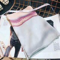 Wholesale Top Tartan Scarf - 2017 Hot Selling Top Quality Classic European Designer Womens Print Silk Scarf Elegant Ladies Wrap Q456