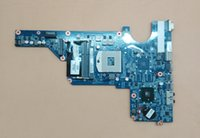 Wholesale Motherboard For Hp Pavilion G7 - Original & High Quality for HP Pavilion G4 G7 Series DA0R12MB6E1 636370-001 UMA HM55 Laptop Motherboard Mainboard Tested