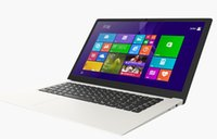 Wholesale Intel Ultrabook Laptops - 2017 new 15.6 inch Quad core Win10 Laptops NOTEBOOK 4GB HDD 64GB ROM Laptop Itel x5 Z8300 HD Graphics X64 Netbook Laptops white