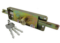 Wholesale hardware store resale online - door bottom lock Rolling shutters security door lock household DIY hardware part store Garage Warehouse Antitheft lock
