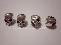 Wholesale Braided 5mm - Wholesale-Free shipping 10Pcs Lot Tibetan silver braid dread dreadlock bead clip cuff approx 5mm hole