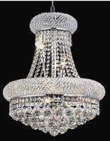 araña de luz mini de oro al por mayor-Gold Crystal Chandelier Light Fixture Mini Crystal Chandelier Light ¡Oro o cromo garantizados, 100% + envío gratuito!