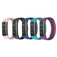 Wholesale Multifunction Gps - 2017 Smart Wristbands ID115 Multifunction Bluetooth Bracelet Touth Screen Sport Tracker Call Reminder Smart Watch Fashion Gifts