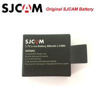 Wholesale Action Spares - Wholesale- Original SJCAM Brand Battery Additional Battery Spare Battery For SJ4000 WiFi SJ5000 WiFi Plus M10 SJ5000x SJ CAM Action Camera