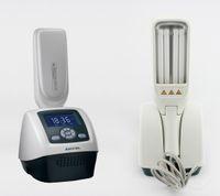 lâmpadas de tratamento venda por atacado-UV fototerapia lâmpada 311nm luz estreita UVB luz vitiligo tratamento psoríase dispositivo de fototerapia KN-4006B