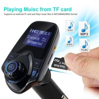 Wholesale Plug Radio - Wireless FM Transmitter, Streambot Music Radio Car Kit with 3.5mm Audio Plug and USB Car Charger Adapter