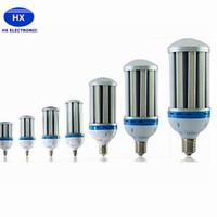 Wholesale 277v led bulb e27 resale online - Shoebox Retrofit Led Corn Light Waterproof W W W W W W W W W Led E27 E40 Bulbs Light AC V UL