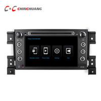 Wholesale Dvd Grand Vitara - Octa Core 1024x600 Android 6.0 Car DVD Player for Suzuki Grand Vitara with Radio GPS Navi Wifi DVR Mirror Link SWC Multimedia