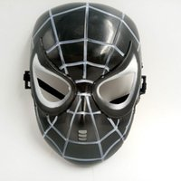Wholesale Cheapest Hops - Wholesale Cheapest High Quanlity Spider-Man Mask Hot Selling The most popular style Hip-hop Masquerade man's mask