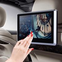 "Wholesale Headrest Digital Touch Screen - 10.1"" Portable Car Headrest DVD Player 1024*600 Ultral Thin HD Digital Touch Screen Car Monitor Video Player SD Card USB MP4 MP3"