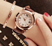 Wholesale Rhinestone Belt Ladies - Beautiful Design Women's Fashion Wristwatch Female Shining Watches waterproof ladies Quartz Watch Women Wristwatches relogio masculino