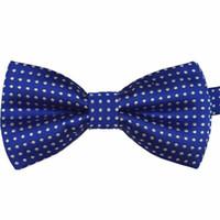 Wholesale Toddler Boy Tuxedo Tie - Wholesale- Toddler Baby Boy Formal Party Infant Pre Tied Tuxedo Bow Gentle Tie Necktie DH