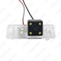 Wholesale Nissan Geniss - FEELDO Car CCD Rear View Camera With LED Light For Nissan QASHQAI X-TRAIL Geniss Sunny Pathfinder Citroen C4 C5 SKU:#4707