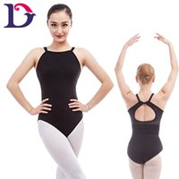 Wholesale Red Lace Camisole - Free shipping A2002 camisole sexy dance leotards women wholesale new dance lace leotard