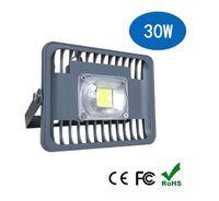 Wholesale Reflector Lamp 12v - Wholesale-LED FloodLight 150W 100W 60W 30W 10W 50W Reflector Led Flood Light Spotlight 12V 220V 110V Waterproof Outdoor Wall Lamp